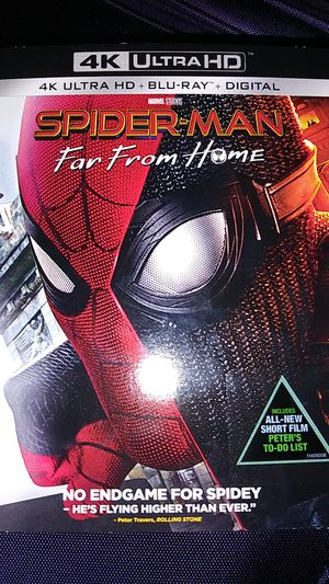 Spiderman far from home for Sale in Buffalo, NY