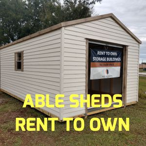 New sheds for Sale in Zolfo Springs, FL