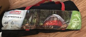 Coleman camping tent! for Sale in Woodinville, WA