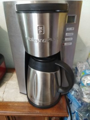Wolfgang Puck 12-cup Thermal Programmable Coffee Maker for Sale in Tampa, FL