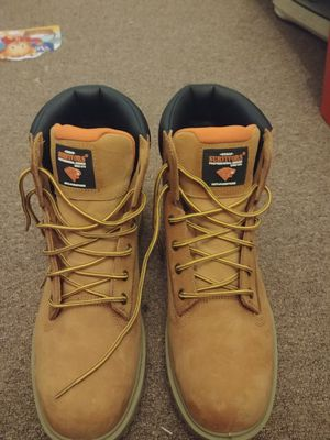 Professional Steel Toe work boots for Sale in Pittsburg, KS