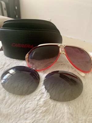 Women's Carrera 1023/S + Polarized clip-on for Sale in New York, NY