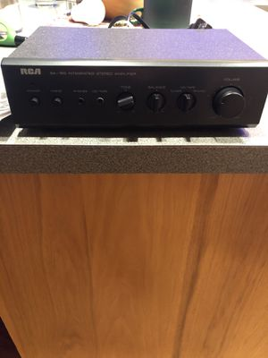 Stereo Amp for Sale in Vancouver, WA