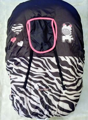 Cozy Cover baby carseat cover for Sale in Perris, CA
