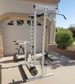 Universal gym **no weights** for Sale in Mesa, AZ