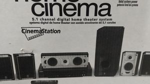 New home theater system. Yamaha. List price $549 for Sale in Mount Prospect, IL