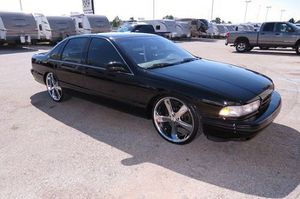 96 Chevy Impala SS for Sale in Dallas, TX