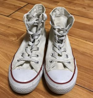 white high top vans for Sale in Sherman, TX