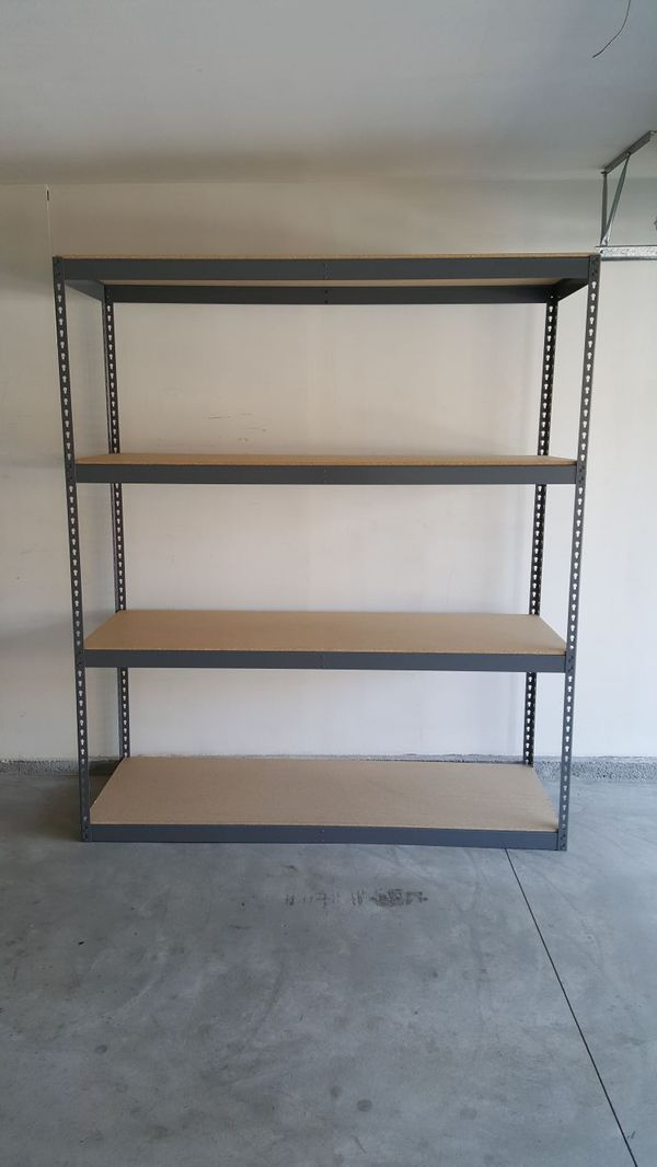 Industrial Shelving Steel Warehouse Storage Racks NEW 72 in W x 24 in D - Delivery available - Pickup in Duarte