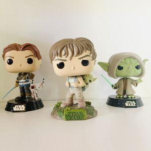 Star Wars Funko Pops (loose) for Sale in Pasadena, CA