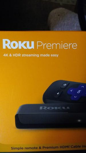 Roku premiere for Sale in Portland, OR