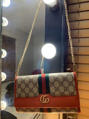 Gold Chain Crossbody Bag for Sale in Pasadena, TX