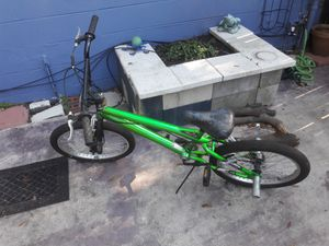 """20"""" chaos boys bmx bike for Sale in Tampa, FL"""