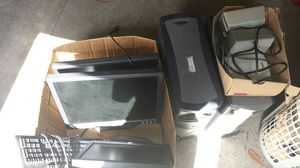 2 dell computers and parts for Sale in Houston, TX