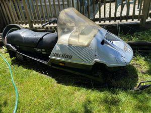 Ski Doo 1988 Formula MX snowmobile for Sale in Cary, IL