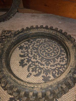 Dirt bike tire for Sale in Wichita, KS