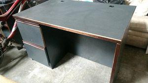 Desk and 2 bookshelves for Sale in Palm Desert, CA