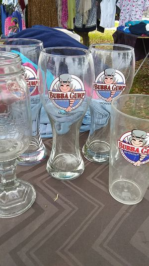 All bubba gup glasses for Sale in Sanger, CA
