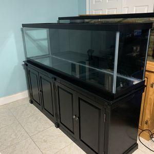 125 Gallon Aquarium/Fish Tank! for Sale in St. Petersburg, FL