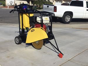 Concrete cutting saw for Sale in Ontario, CA