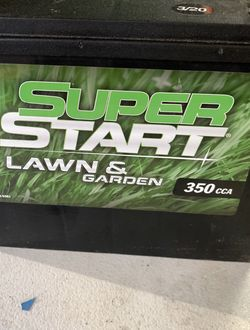 Lawn And Garden Battery for Sale in Eagle Creek,  OR