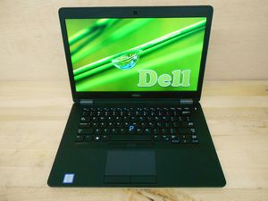 "Dell i5 14"" laptop New SSD & Battery, 8GB Ram for Sale in Silver Spring, MD"