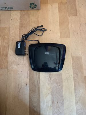 Cisco linksys wireless router for Sale in San Diego, CA