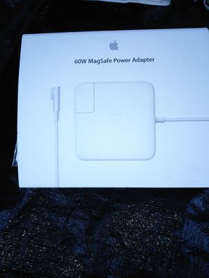 Apple 60w magsafe power adapter for Mac notebook for Sale in Binghamton, NY