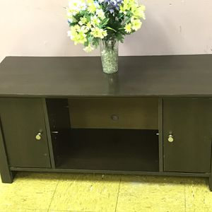 Long Rectangular TV Stand / Entertainment Cabinet / Side Table for Sale in Atlanta, GA