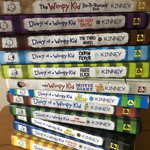 Diary of a Whimpy Kid Set for Sale in Barrington, IL