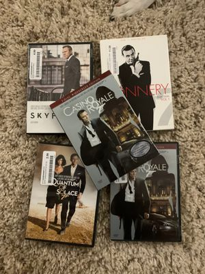 007 DVD lot for Sale in Citrus Heights, CA