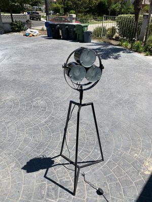 Industrial floor lamp for Sale in Bonita, CA