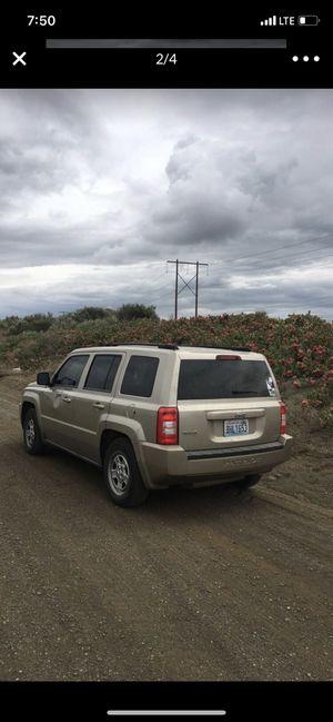 jeep patriot parts for Sale in Monroe, WA