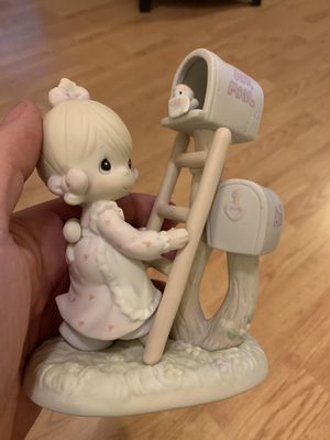 "1991 Precious Moments ""Good News is so Uplifting"" figurine for Sale in Lilburn, GA"