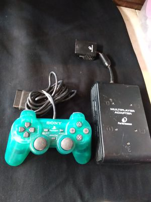 Ps2 controller and accessories for Sale in Midvale, UT