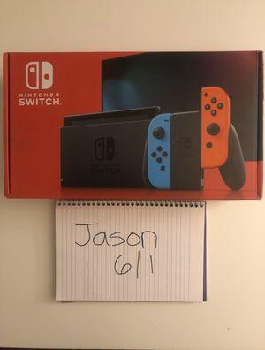 Nintendo Switch for Sale in Hyattsville, MD