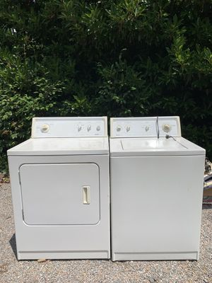 Kenmore 80 Series Dryer and 70 Series Washer SUPER CAPACITY for Sale in Virginia Beach, VA