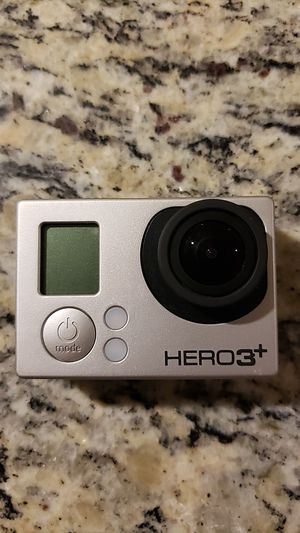 GoPro HERO 3+ for Sale in Dedham, MA