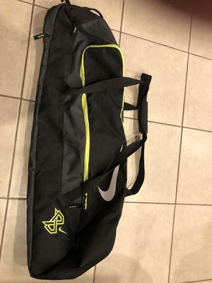 Black Baseball bag new condition for Sale in Hercules, CA