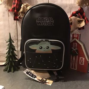 Star Wars The Mandalorian The Child Primark Backpack for Sale in Pompano Beach, FL