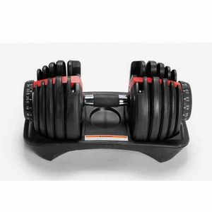 Adjustable dumbbells - fitness weights - 5 to 52 lbs pounds for Sale in Daly City, CA
