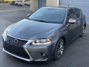 2014 Lexus CT 200H F Sport 😍 for Sale in Escondido, CA