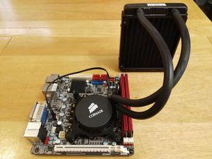 Barbones itx pc ready for a new home for Sale in Durham, NC