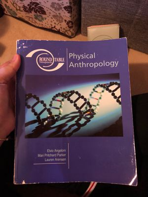 Physical Anthropology for Sale in Rosemead, CA