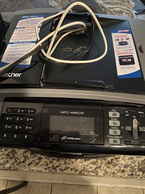 Brother Printer / fax machine for Sale in Chandler, AZ