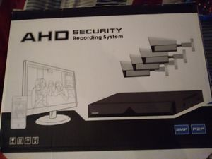 Security camera system for Sale in Bakersfield, CA
