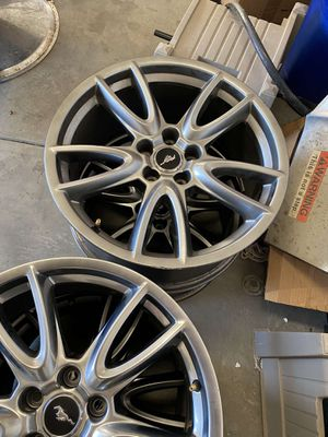 Mustang Performance Wheels for Sale in Fresno, CA