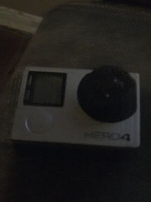 GoPro Hero 4 silver edition for Sale in Cleveland, OH