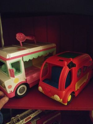4 New Toddler/kids Toy Trucks for Sale in Cincinnati, OH