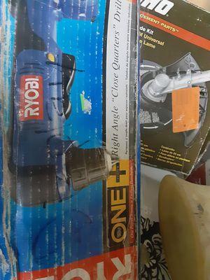 Ryobi drill for Sale in Bonsall, CA